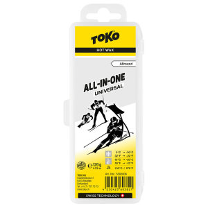 Безфтористый парафин TOKO All-in-one universal 120g 5502008