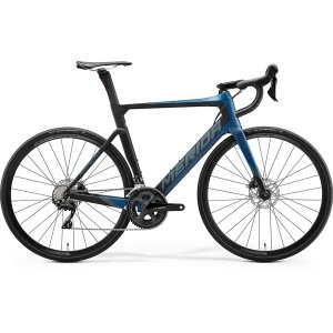 Велосипед Merida Reacto Disc-4000 MattBlue/Black 2020