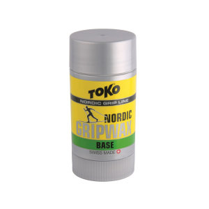 Мазь TOKO Nordic Base Wax 27g Green 5508750