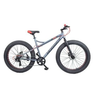 Велосипед 26' Hogger Fat Bike ST MD Gray