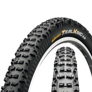 Велопокрышка 27,5' Continental Trail King Perfomance foldable OEM 3/180Tpi 27,5x2,2/610000