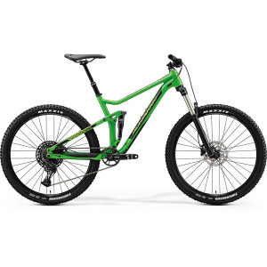 Велосипед Merida One-Twenty 7.400 GlossyGreen/Black 2020